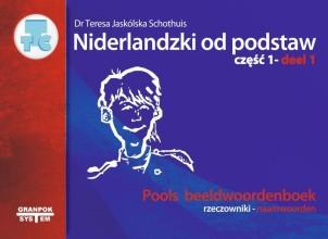 Niderlandzki od podstaw  część 1 – książka + CD. Pools beeldwoordenboek deel 1