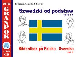 Szwedzki od podstaw część 1