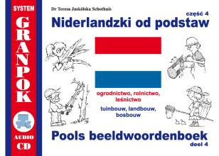Niderlandzki od podstaw część 4 + CD Audio