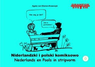Niderlandzki i polski komiksowo + CD audio