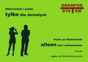 Niderlandzki i polski tylko dla dorosłych + CD.
